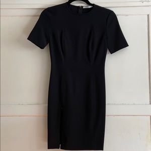 T by Alexander Wang body con nylon dress